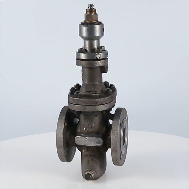 API 6D Full Bored Fixed Ball Valve with Gear pictures & photos