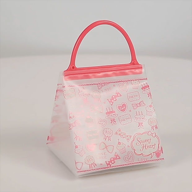 Plastic LDPE Gift Packaging Bag pictures & photos