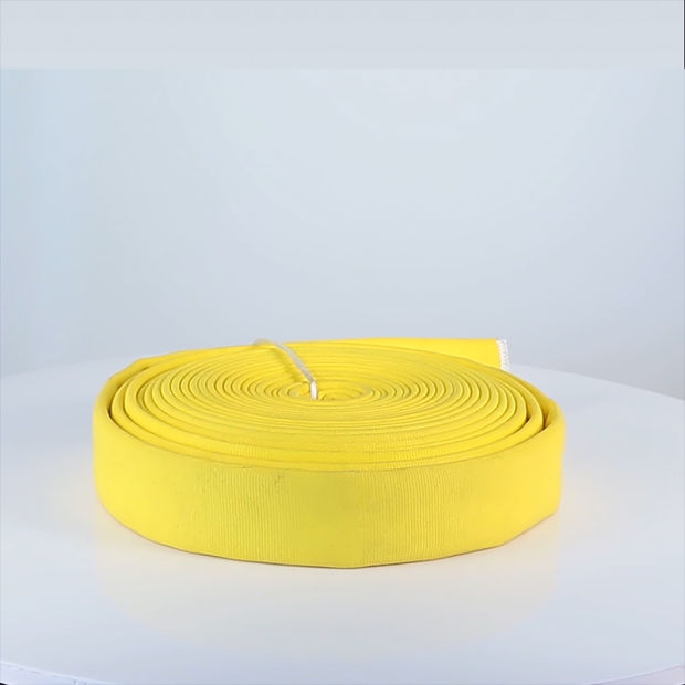Yellow Fire Hose pictures & photos