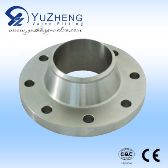 Stainless Steel So Type Plate Flange pictures & photos