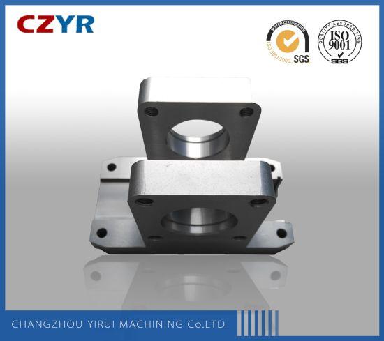 High Precision of CNC Aluminum Machining Connecting Part pictures & photos