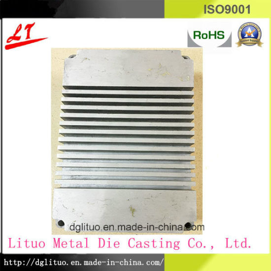 China Widely Used Aluminium Die Casting for Heat Sink Part pictures & photos