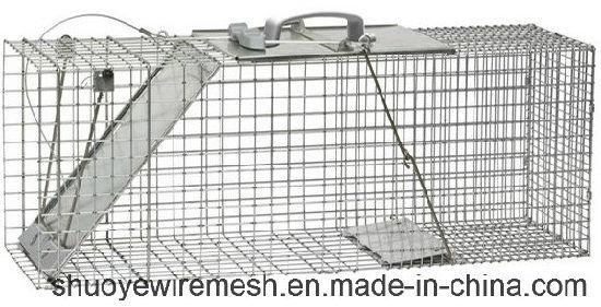 Ловушка для лисы своими руками из сетки чертеж 93