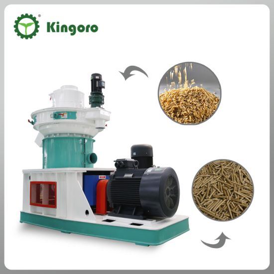 Wood Waste Pellet Making Machine pictures & photos