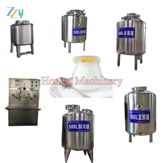 Automatic Milk Processing Machine/Yogurt Production Line pictures & photos