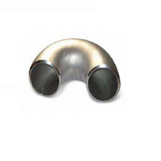 316L Stainless Steel 180 Degree Elbow for Pipe Joint pictures & photos