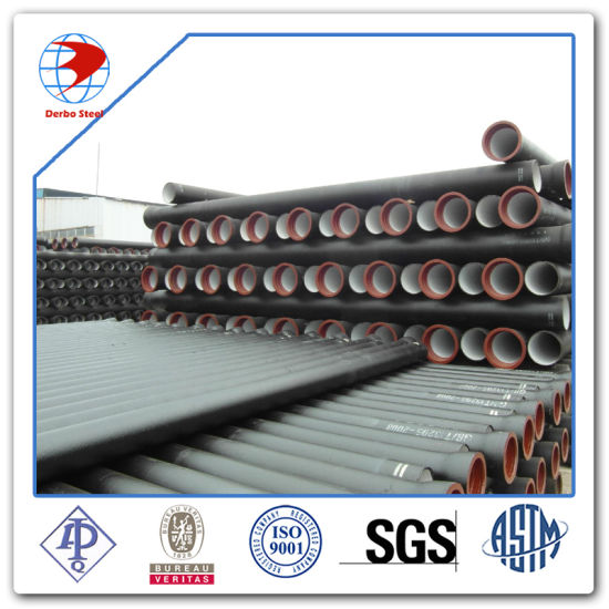 Dn300 Length 3m En598 Ductile Iron Pipe Flanged pictures & photos
