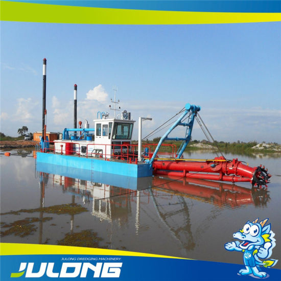 Hot Sale! 10 Inch Cutter Suction Dredger Low Price for Sale pictures & photos