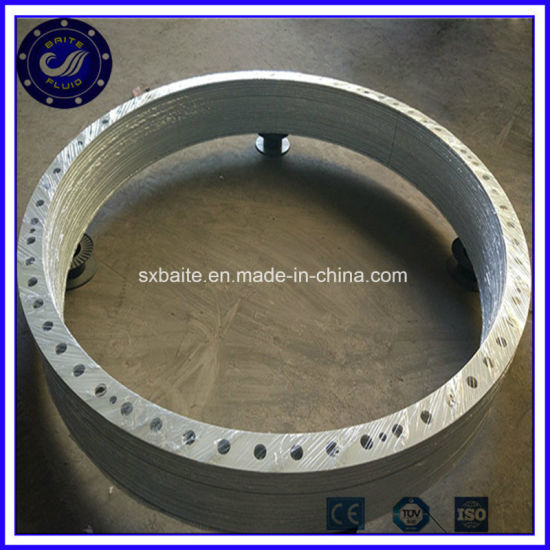 Big Diameter Wind Turbine Tower Flange pictures & photos