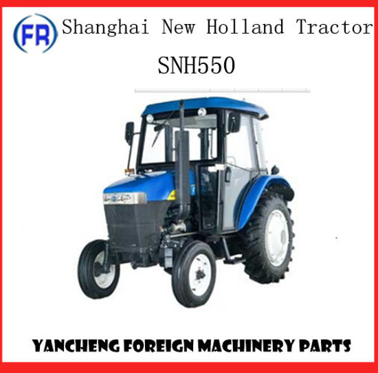 Shanghai New Holland Tractor pictures & photos