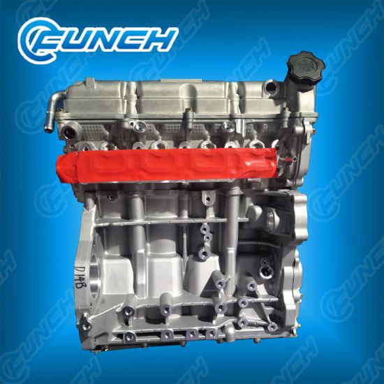 Chinese Vehicle Parts, Changhe Coolcar D14b Cylinder Block pictures & photos