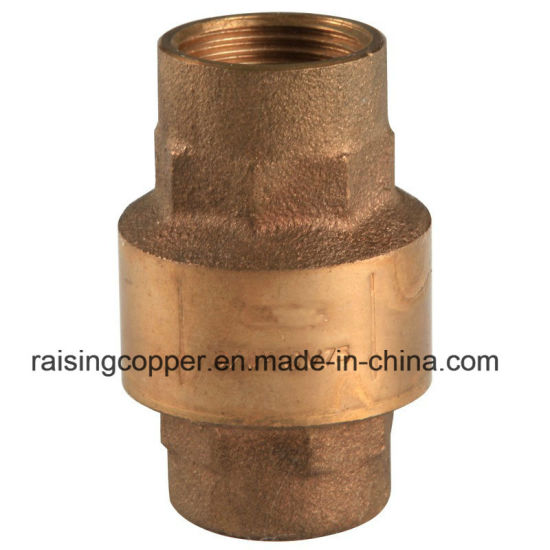 Casted Bronze Spring Check Valve pictures & photos