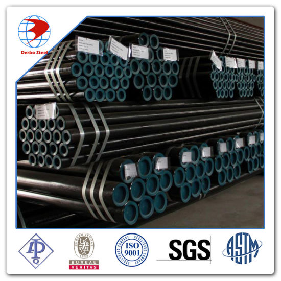 Seamless Medium-Carbon Steel Boiler and Superheater Tube pictures & photos