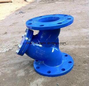 Water Filter/Gas Filter/Oil Filter/Gas Strainer/Oils Trainer/Water Strainer/Stainless Steel Filter/Y Type Cast Iron Strainer for Water, Oil, Gas pictures & photos