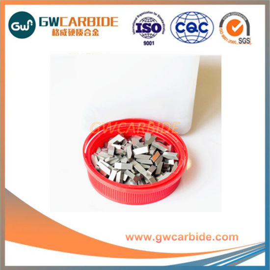 Tungsten Carbide Circular Blade with Saw Tips pictures & photos