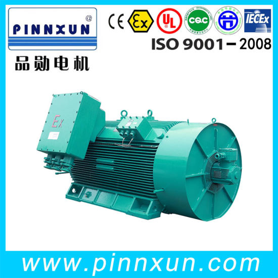 550kw Explosion Proof Motor with Atex pictures & photos