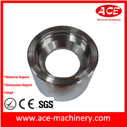 OEM High Precision Steel Sleeve Machinery Parts for Auto Parts pictures & photos