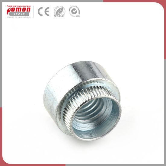 Customized Design Round Screws Insert Eye Bolt for Building Hardware pictures & photos