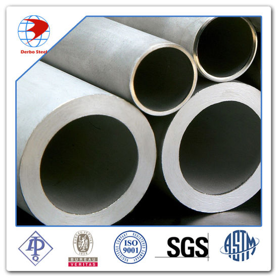 ASTM A312 Tp316 Hot-Rolled Ss Smls Steel Pipe pictures & photos