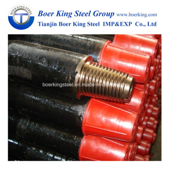 Oil Well Casing Drill Steel Casing Pipe/API 5dp Certified Casing Drill Pipe in Oilfield in Grade of S135 105g 95X E75 pictures & photos