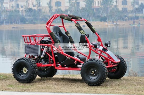 China Made 250cc Single Seat Go Kart with Stable Quality pictures & photos