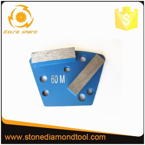 High Quality Metal Abrasive Concrete Diamond Floor Grinding Tools pictures & photos