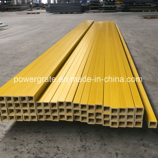 Fiberglass FRP Square Tube pictures & photos