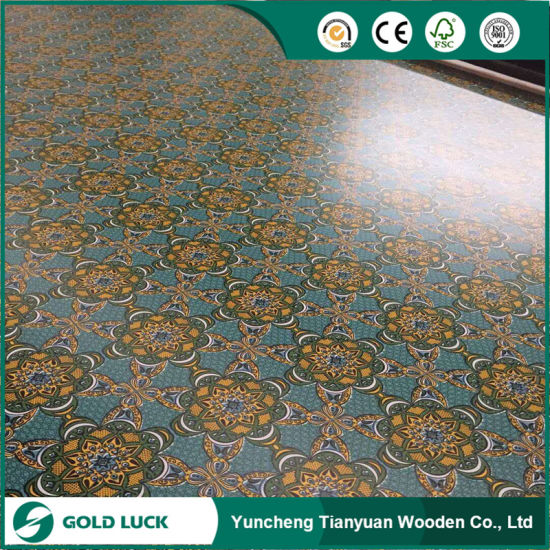On Sale 2.5mm Polyester Paper Overlaid Plywood for Furniture pictures & photos