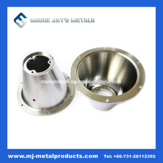 Perfect Quality Titanium Alloy Machined Parts pictures & photos