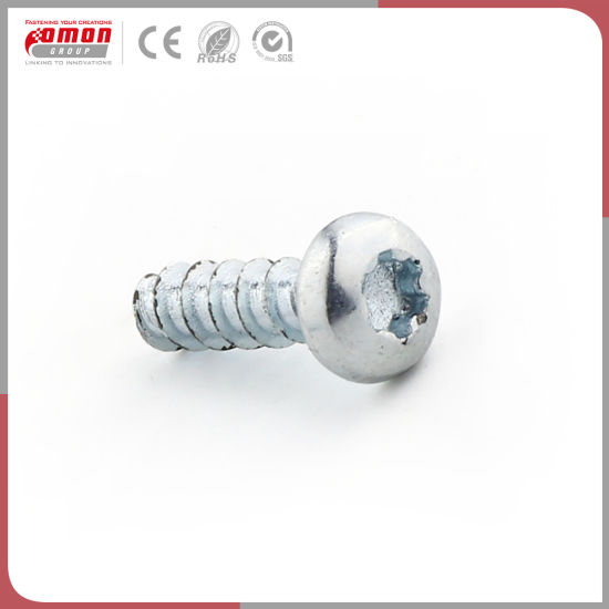 Customized Design Metal Screw Wheel Flange Standard Bolt pictures & photos