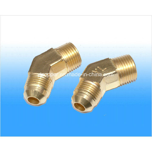 Brass Forging Reducing Elbow for Brass Forging Parts pictures & photos
