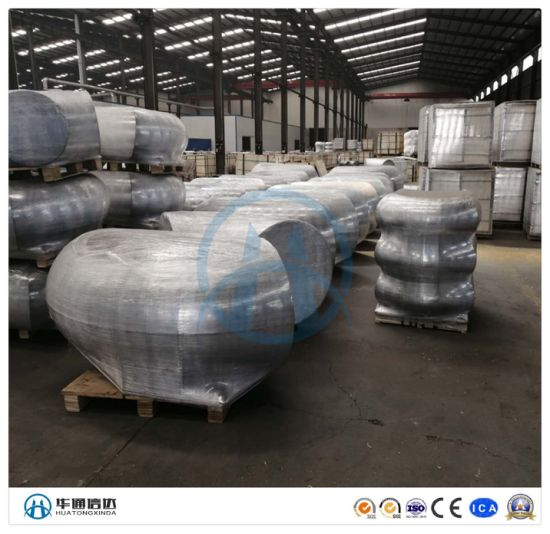 Carbon Steel Pipe Fitting 90 Degree elbow pictures & photos