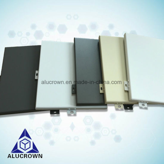 Color Painted Aluminum Panel for Interior and Exterior Covering and Decoration pictures & photos