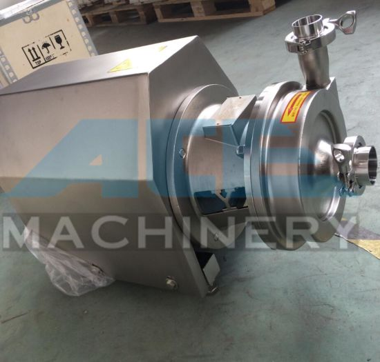 Sanitary Stainless Steel Centrifugal Pump for Water, Milk, Wine Transfer (ACE-B-3J) pictures & photos