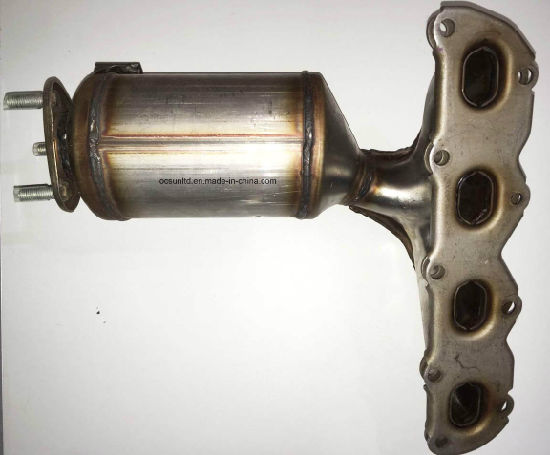 Bora Manifold and Catalytic Converter for Volkswagen pictures & photos