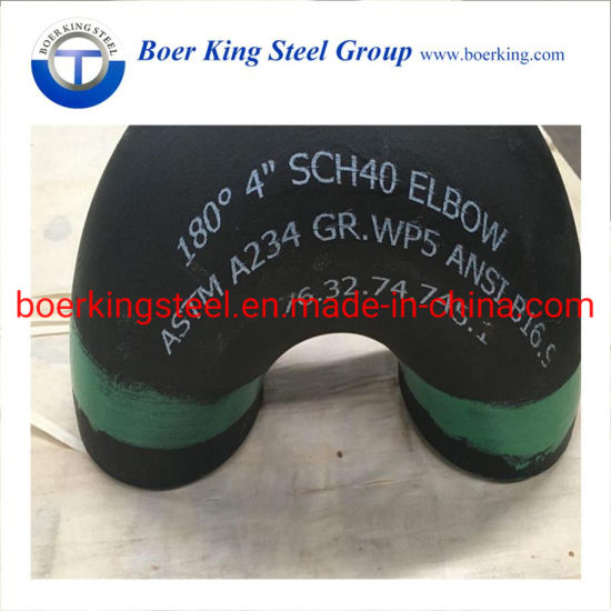 A105/A234 ANSI B16.9 Pipe Fittings (REDUCER/ELBOW/TEE) pictures & photos