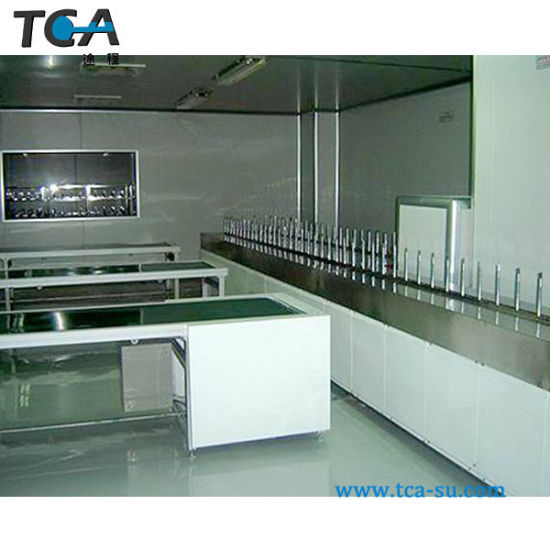 Coating Machine for Glass-Vase / Artware /Lights / Cosmetic Bottle /Mirror pictures & photos