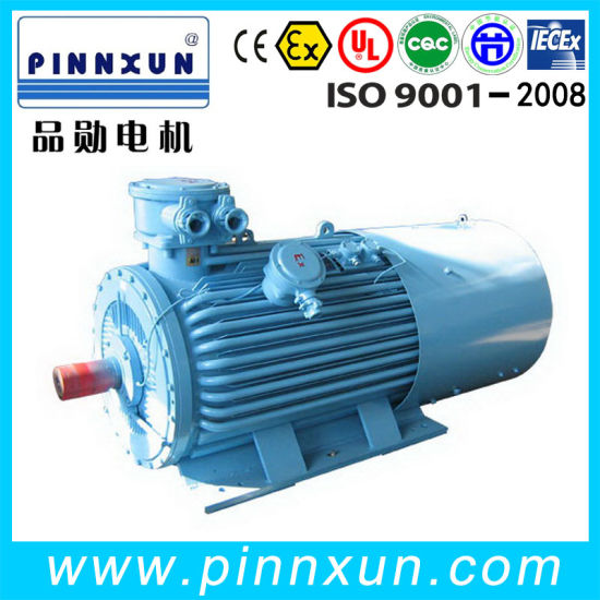 Mine Motor Explosion Proof Motor pictures & photos