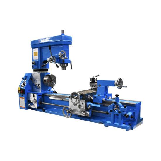 G1340 Hobby Combination Lathe Milling Machine Conventional Specification Desktop Lathe Machine pictures & photos