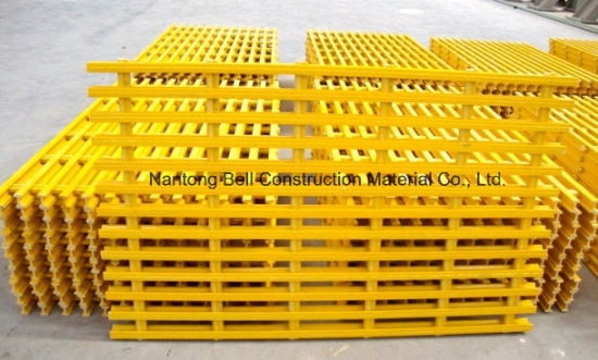 FRP/GRP Pultruded Gratings, Glassfiber/Fiberglass Pultruded Grating. pictures & photos