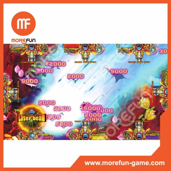 Thunder Dragon Fish/Fishing Hunter Game Machine Cheats pictures & photos