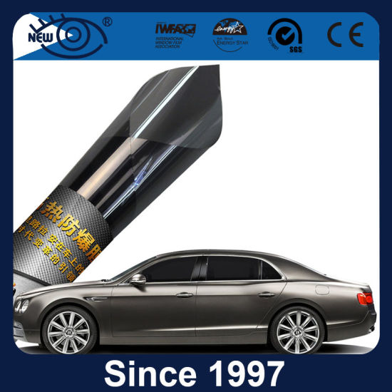 Car Stickers Self-Adheisve Sputtering Solar Control Car Window Film pictures & photos