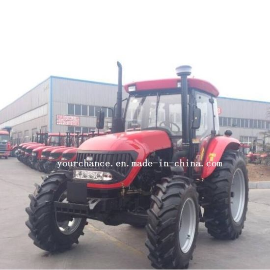 Tanzania Hot Sale Dq1804 180HP 4WD High Quality China Big Farm Tractor with ISO Ce Pvoc Coc Certificates pictures & photos