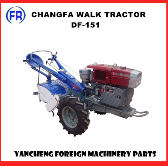 Walking Tractor Df-151 pictures & photos