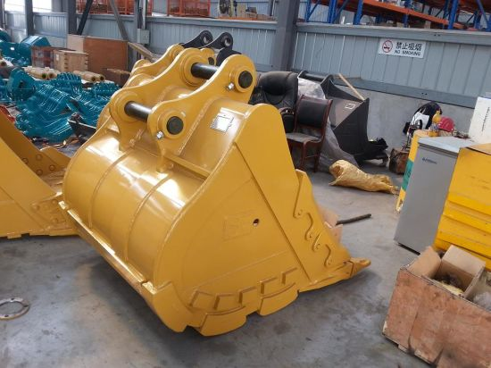 New Cat320d 1.0 Cbm Excavator Parts Heavy Rock Bucket for Sale pictures & photos