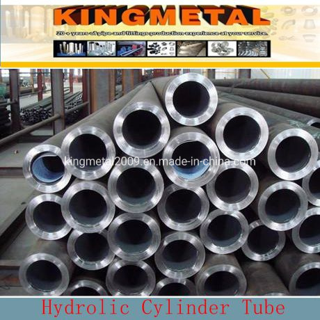 Seamless Carbon Hydrolic Cylinder Tube pictures & photos