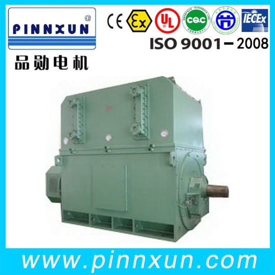 World Popular Yrks Water Cooling Slip Ring Motor pictures & photos
