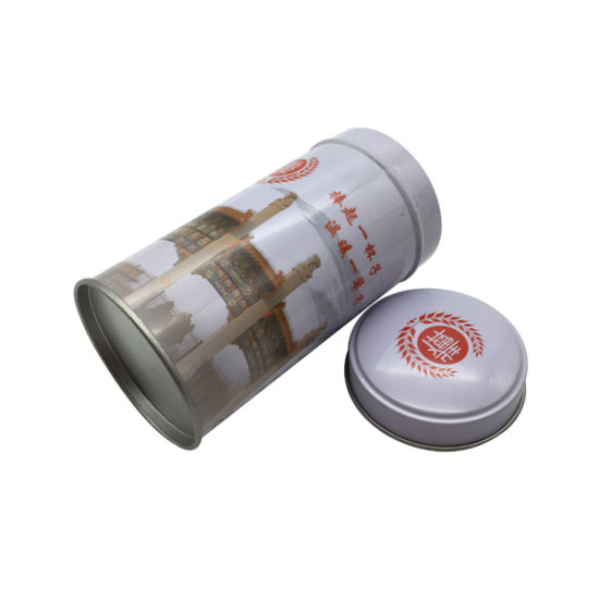 Tea Tin Can Canning Tea Tin Box Packaging Box Custom Printing pictures & photos