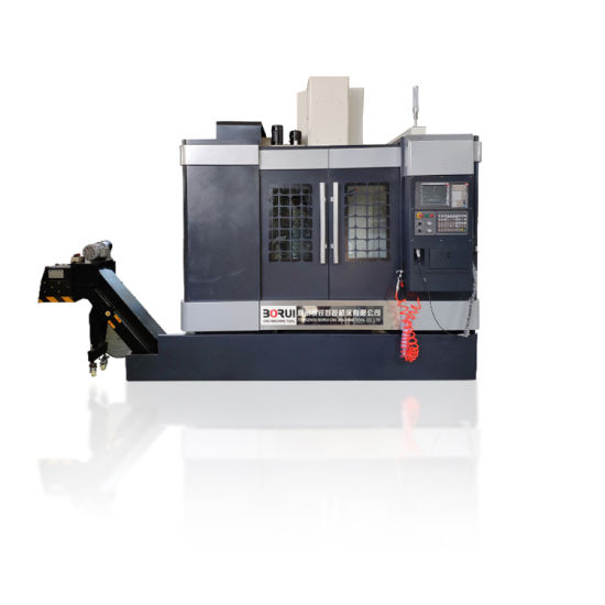 CNC Milling Machine Hobby 5 Axis Vertical Small CNC Machining Center (Vmc650) pictures & photos