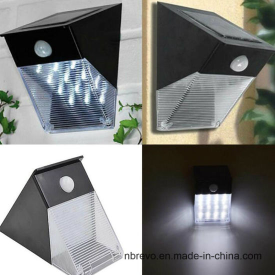 2016 12LED Solar Garden Motion Sensor Light (RS2007) pictures & photos